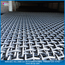 72b Vibrating Mesh Used in Cusher Plant