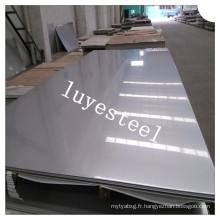Plaque d'acier inoxydable de feuille d'alliage de nickel d'alliage d'Inconel 718 N07718