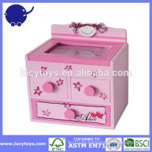 Kindermöbel Kinder Hölzerne Kosmetik Schublade