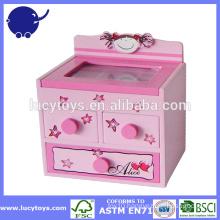 children furniture kids Wooden Cosmetic Drawer