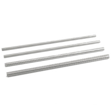 Metric stainless steel threaded rods M2-M12