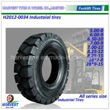 Neumáticos para montacargas de todas las series