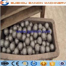dia.30mm,50mm chromium alloy cast steel balls, steel chromium cast balls, casting chromium balls
