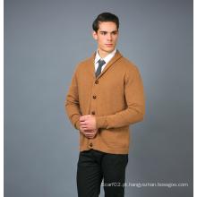 Camisola masculina de cashmere de moda 17brpv081