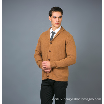 Men′s Fashion Cashmere Sweater 17brpv081