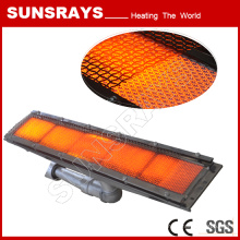Infrared Gas Heater Parts for Laundry Drying Machines