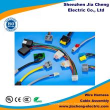 Бесплатный образец сборка кабеля мужчин и женщин жгута проводов