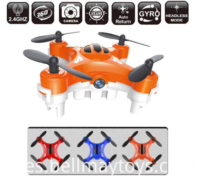 Mini Drone Plane With HD Camera