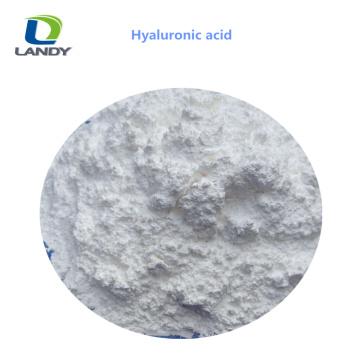 China Hialuronato de sodio HA de ácido hialurónico de grado alimenticio de calidad confiable