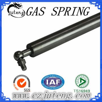 Ressorts à gaz avec douille de protection