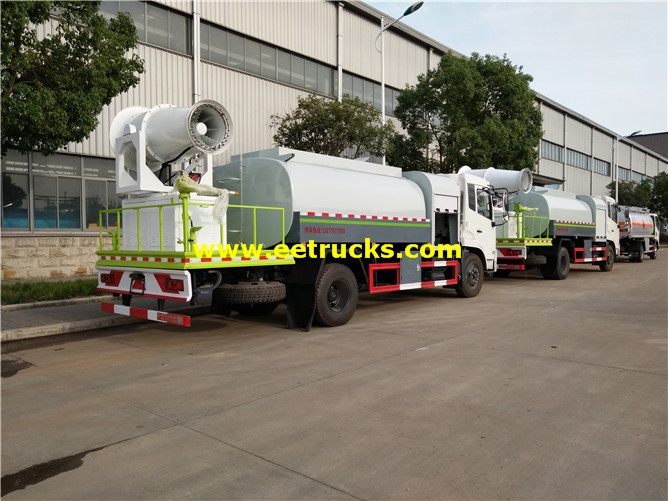 Dust Control Sprayer Trucks