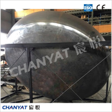 Carbon Steel Welded Pipe Cap 1.0484, Ste290.7