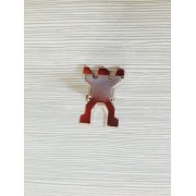 People Shape & Mickey Mouse Shape Paper Clip