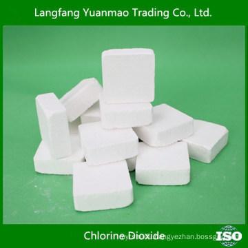 Chlorine Dioxide for Bleaching