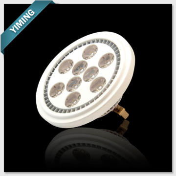 AR111 9W 9PCS High Power LED Light