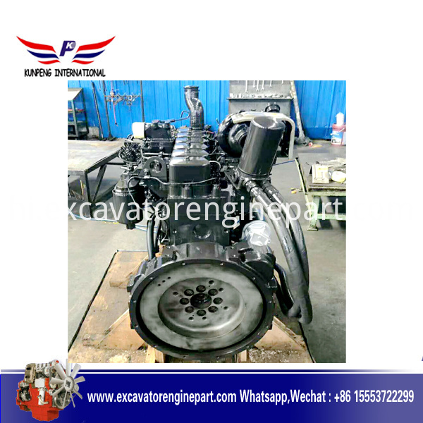 Engine For Hyundai210 Liugong925 Excavators