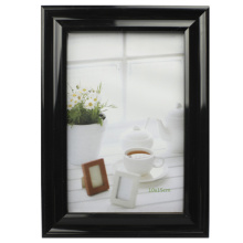 Black Classical 4x6 Inch PVC Photo Frame