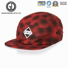 2016 New Mens Casual DOT Camper 5 Panel Snapback Cap