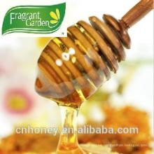 Alto contenido de polen miel de abeja acacia a granel