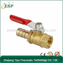 valve de contrôle d'air de coupleur rapide en plastique d'usine pneumatique