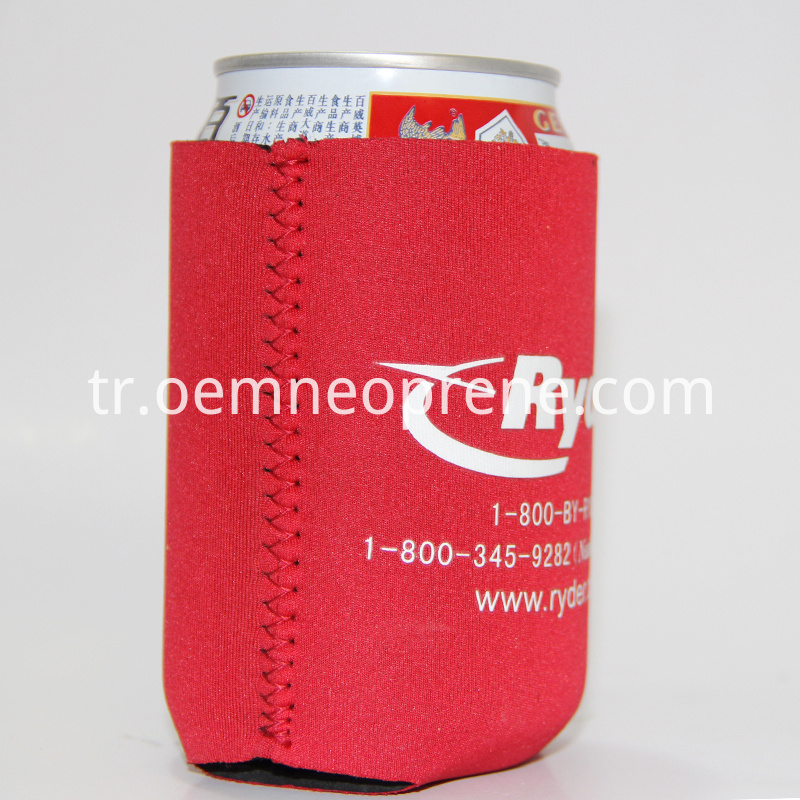 printed can cooler