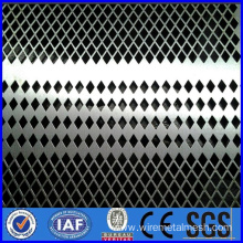 14.1mm Thick Perforated Metal Mesh