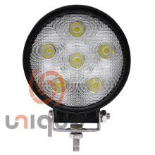 Lámparas de trabajo LED de alta potencia 18W