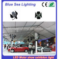 2015 new 37x10w high power exhibition lights