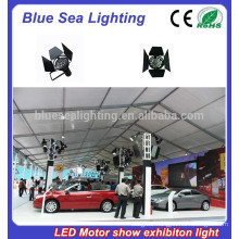 37x10w led high power car show lights