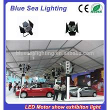 37x10w led high power car show lights
