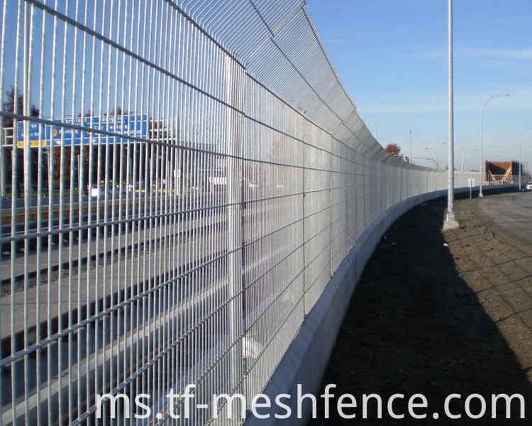 galvanized 868 fencing
