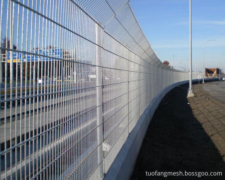 galvanized 868 fencing