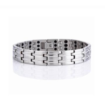 Bracelet de puissance de bande de germanium de titane de santé du Japon, bracelet d'énergie d'équilibre d'énergie d'ion d'ion de banque d'énergie du Japon