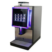 Полностью сенсорный экран Полностью автоматическая кофемашина эспрессо