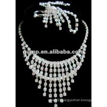 Costume wedding jewelry set (GWJ12-422)