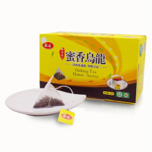 Grandes ofertas TieGuanYin mel aromatizado chá oolong triângulo oolong sacos de chá