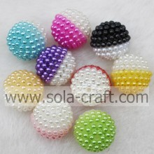 19MM Mix Color Wholesale Imitation Pearl For Jewelry Accessories
