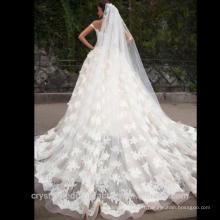Robe de mariée en robe de soirée robe élégante Robe De Mariage Princesse Robe de mariée avec manches Robe De Mariage Princesse Robe de mariée 2017 MW2192
