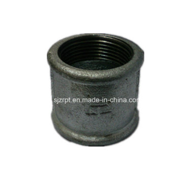 Beaded Galvanized Coupling Malleable Iron Pipe Fittings