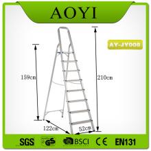 8 steps household ladder