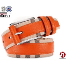 Мода Full Grain Leather Replica Дизайнерские ремни для мужчин с пряжкой из нержавеющей стали