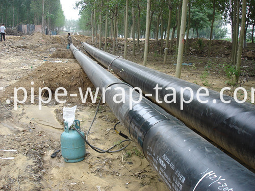 Pipeline Heat Shrinkable Tape