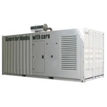 Generador diesel insonoro 900kw Mtu con el certificado del CE