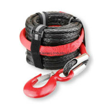 """3/4 """"X262 'Optima S Line Winch Rope para Tow Truck Wrecker, Winch Rope"""