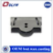 Puerta de puerta personalizada accesorios de bloqueo 1.4136 resistente al desgaste de acero fundido de bisagra OEM piezas de fundición
