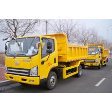 FAW 4X4 5t Light Truck Mini Tipper Trucks