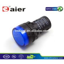 ad22-22ds indicator lamp; automotive indicator lights; chrome led bezels