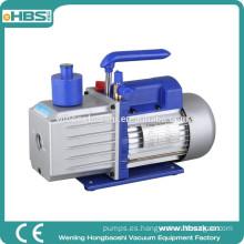 Herramientas de HVAC de bomba de vacío de doble etapa profunda de paleta rotativa de 3/4 HP 6.0 CFM para refrigerante AC R410A