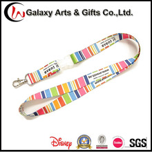 20mm Sublimation Lanyard with Transparent Buckle