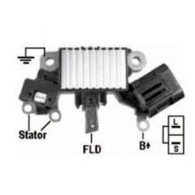 Voltage Regulator For Nissan LR170-757B,LR1100-708,LR190-732C,234612,IH738,L190G7340,23215-5V100,LR190-752,VR-H2000-44
